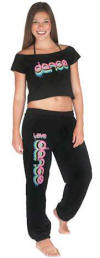 Gia-Mia Neon Dance Sweat Pant