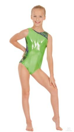8e2bb27b8c7 Girls Rhythmic Moves Gymnastics Leotard