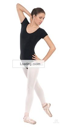 bbfd52581f5 Short Sleeve Scoop Neck Leo PLUS Sizes