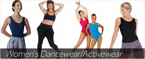 bea704b40e9 Women s Dancewear   Activewear